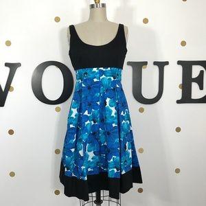 London Style 10 printed dress size 10